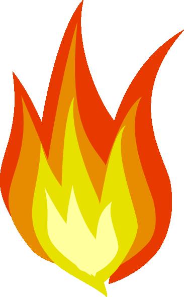 Fire clipart #11