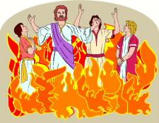 The Fiery Furnace.