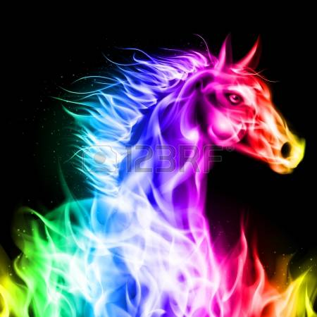 937 Fire Horse Stock Vector Illustration And Royalty Free Fire.