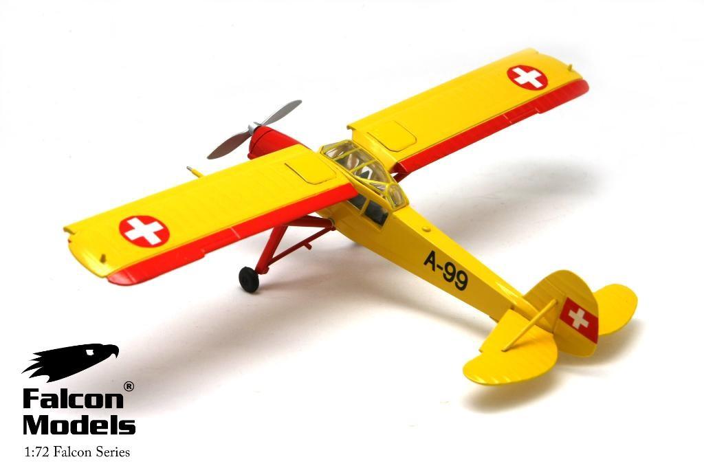 Swiss Airforce Fieseler Fi 156 Storch 1:72 Falcon Models FA724006.