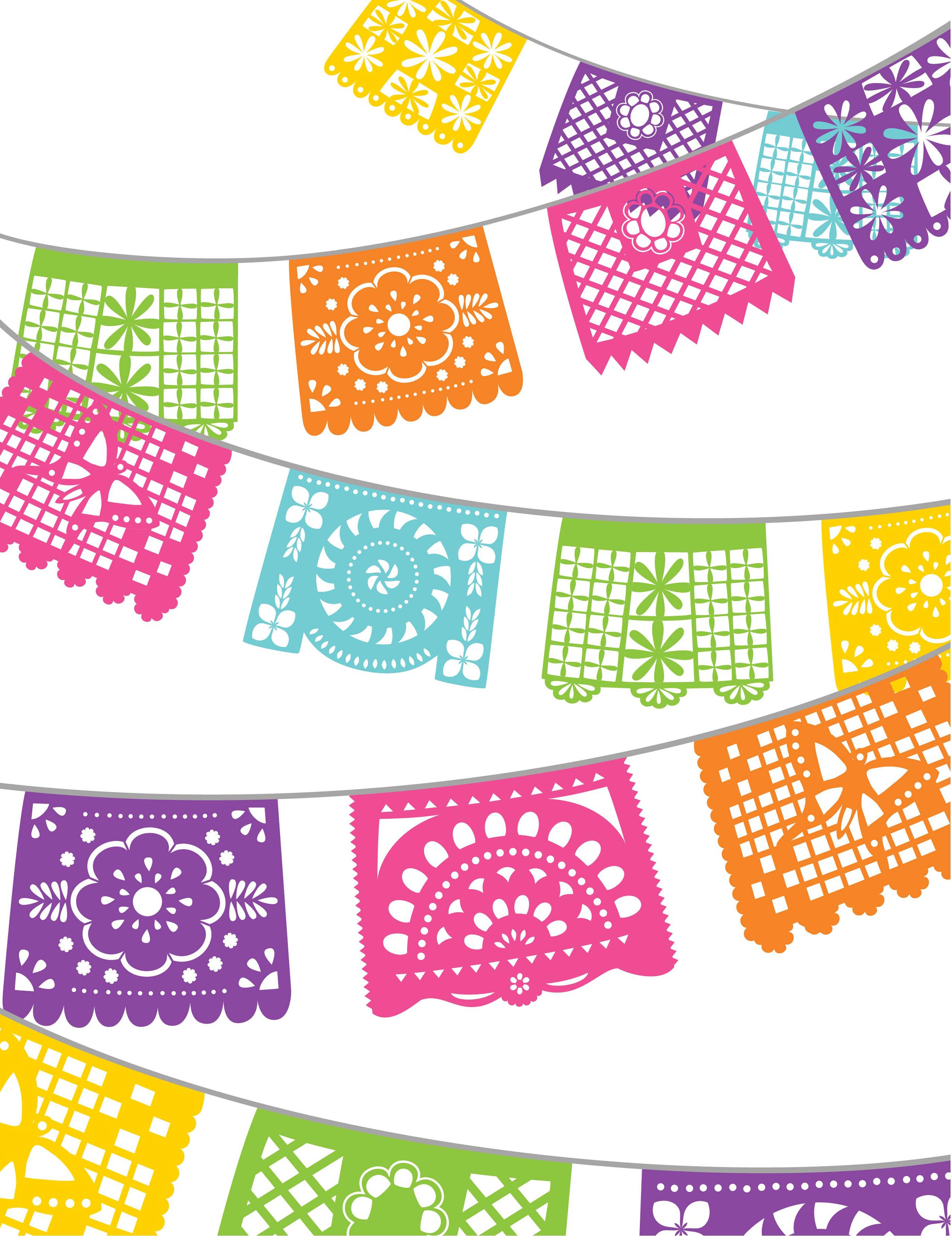 Fiesta Banners.