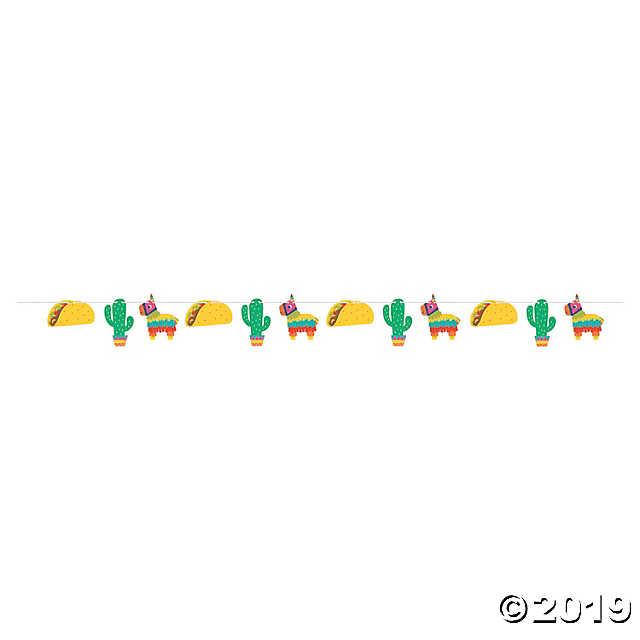 Fiesta Fun Banner.