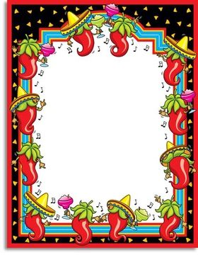 Free Fiesta Borders Cliparts, Download Free Clip Art, Free Clip Art.