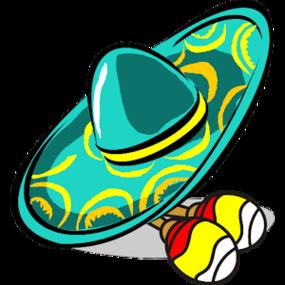 Fiesta Clip Art.