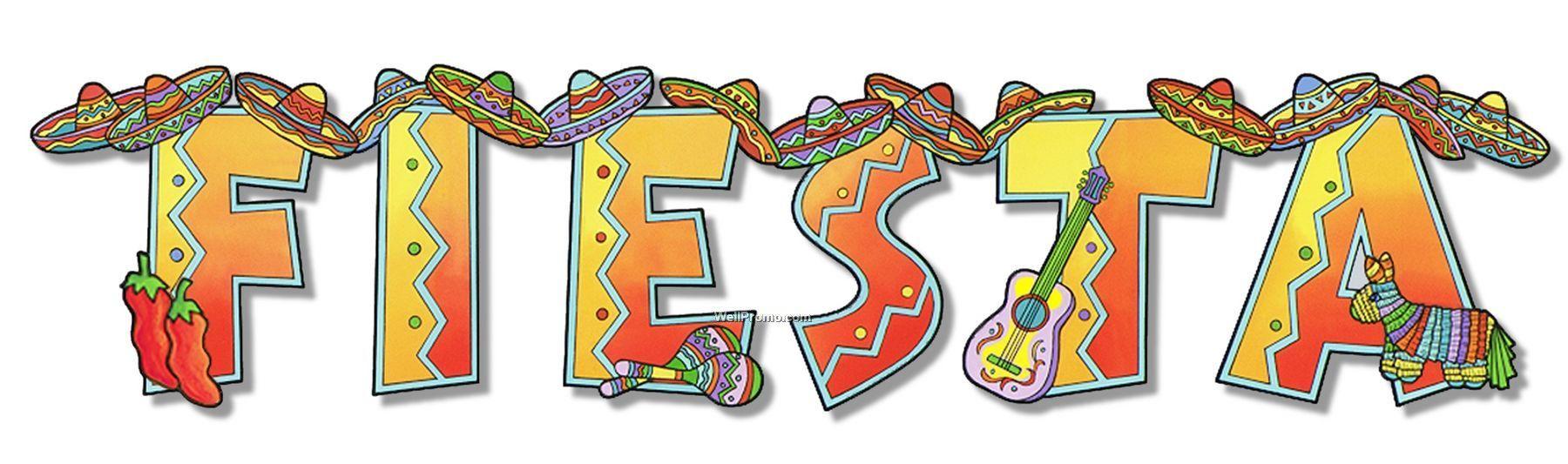 Fiesta Clipart.