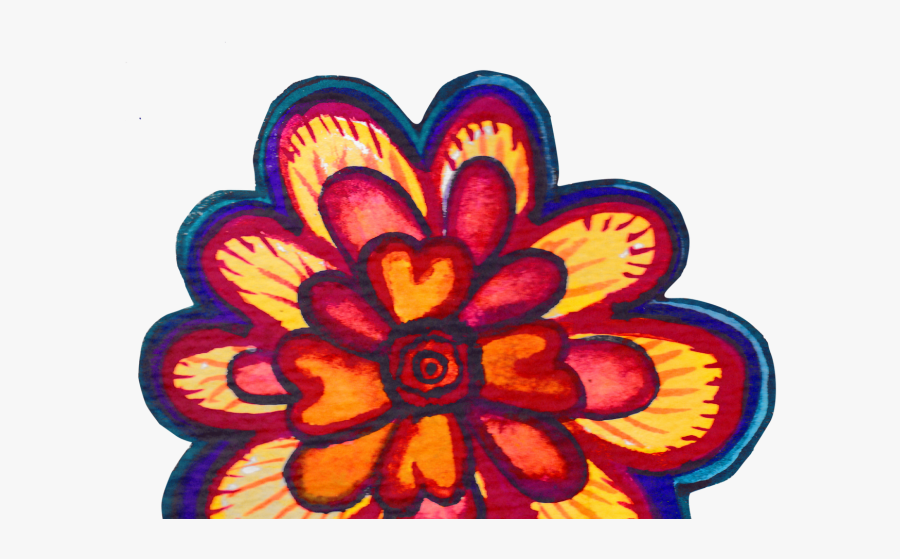 Mexican Flowers Clipart Png.