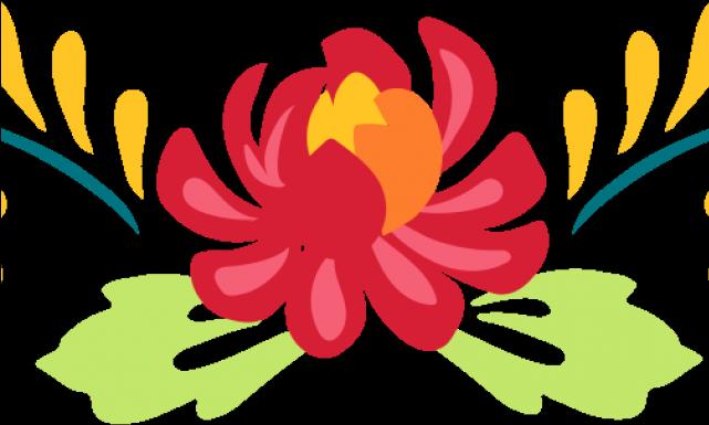 Marigold Clipart Fiesta Flower.