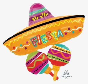 Sombrero De Fiesta Icon.
