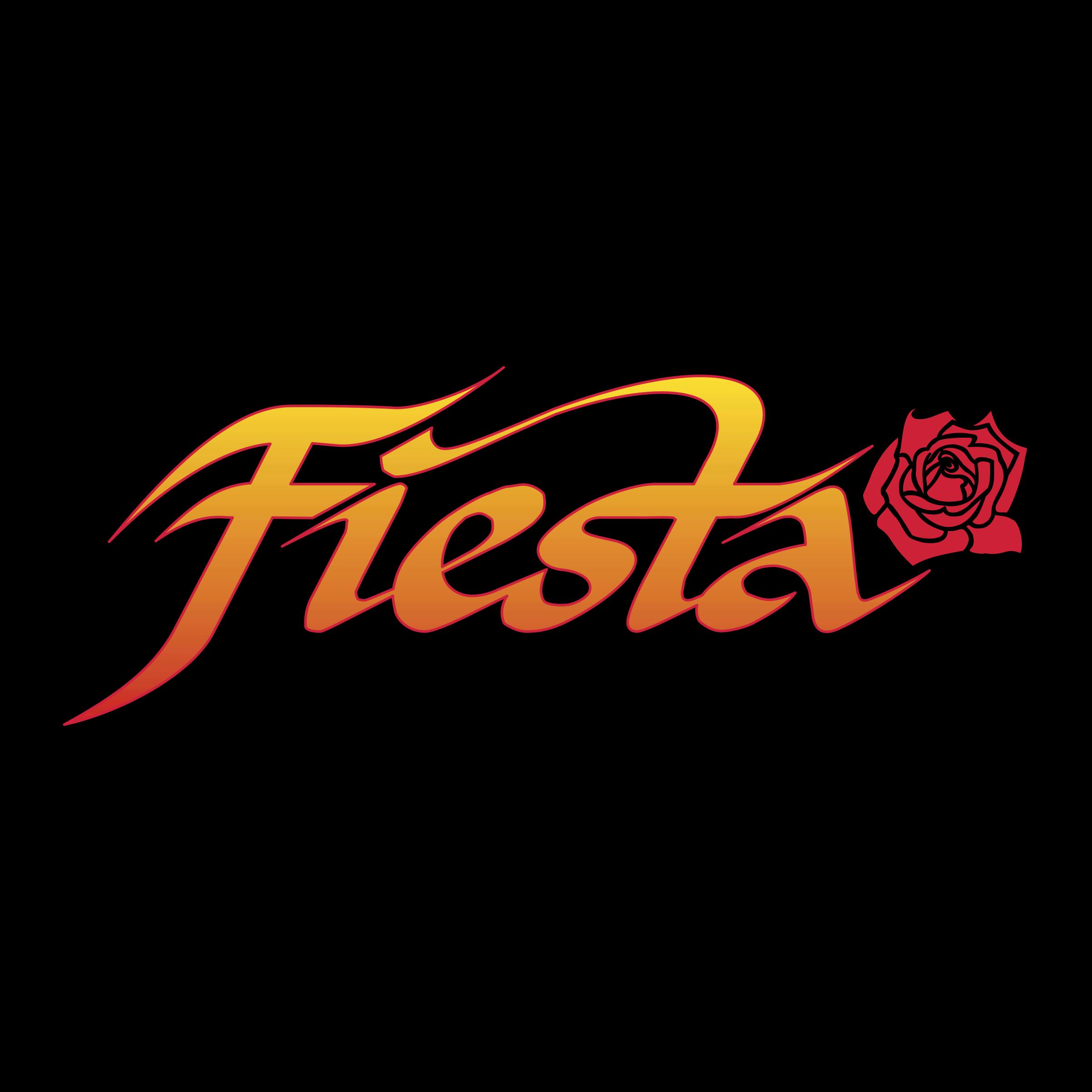 Fiesta Logo PNG Transparent & SVG Vector.