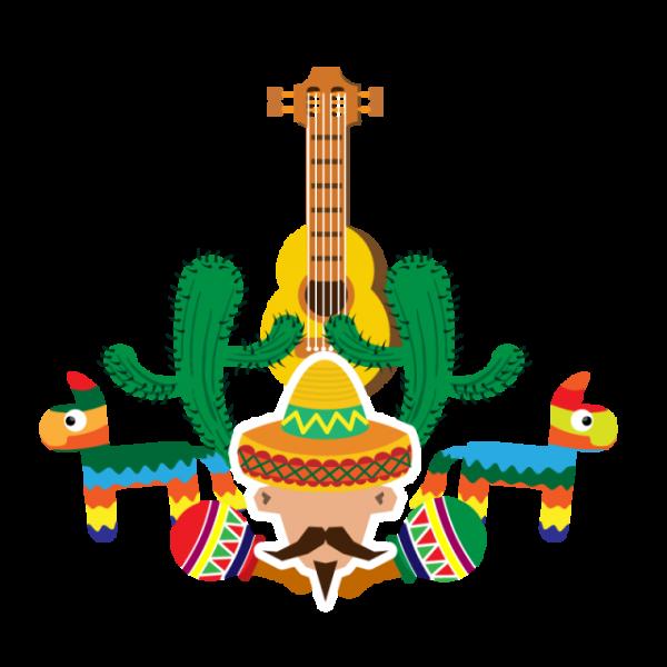 Fiesta Mexicana Png Transparent Png Images Vector, Clipart, PSD.