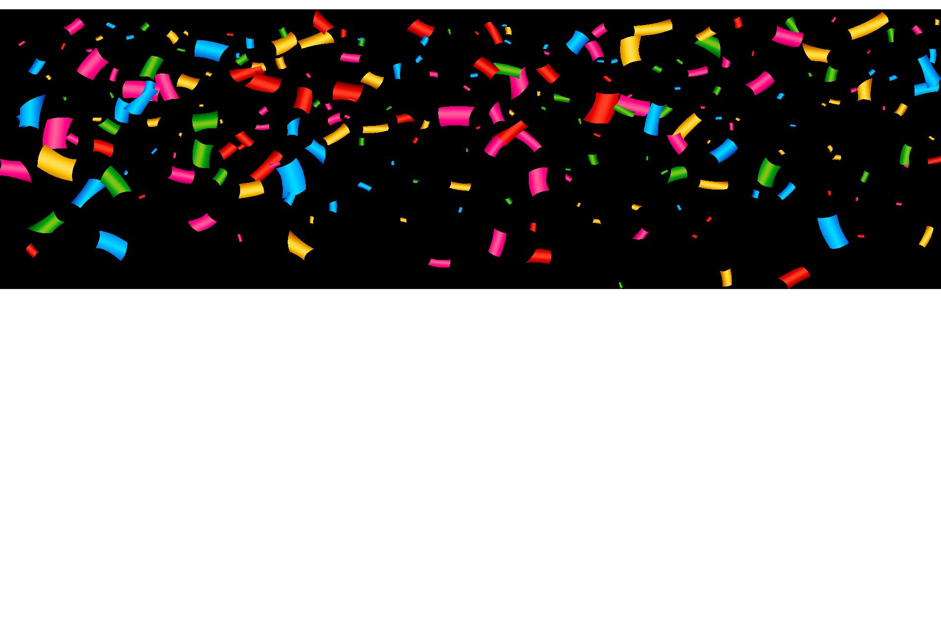 Confetti Desktop Wallpaper Party Clip art.