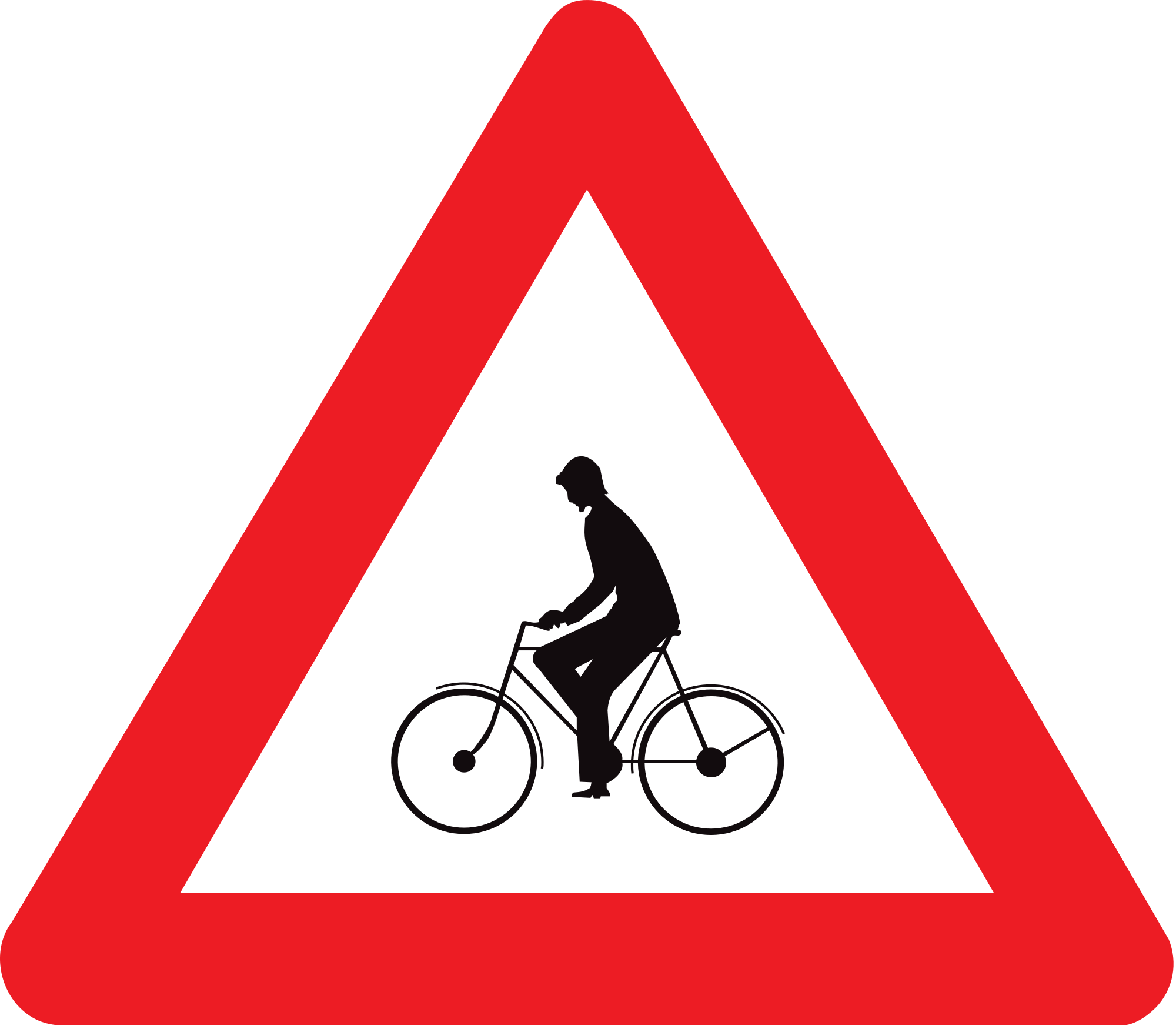 File:Belgian road sign A25.svg.