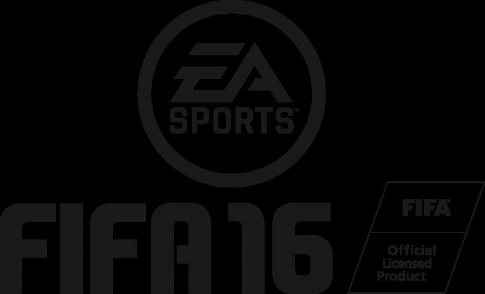 FIFA 16 logo.