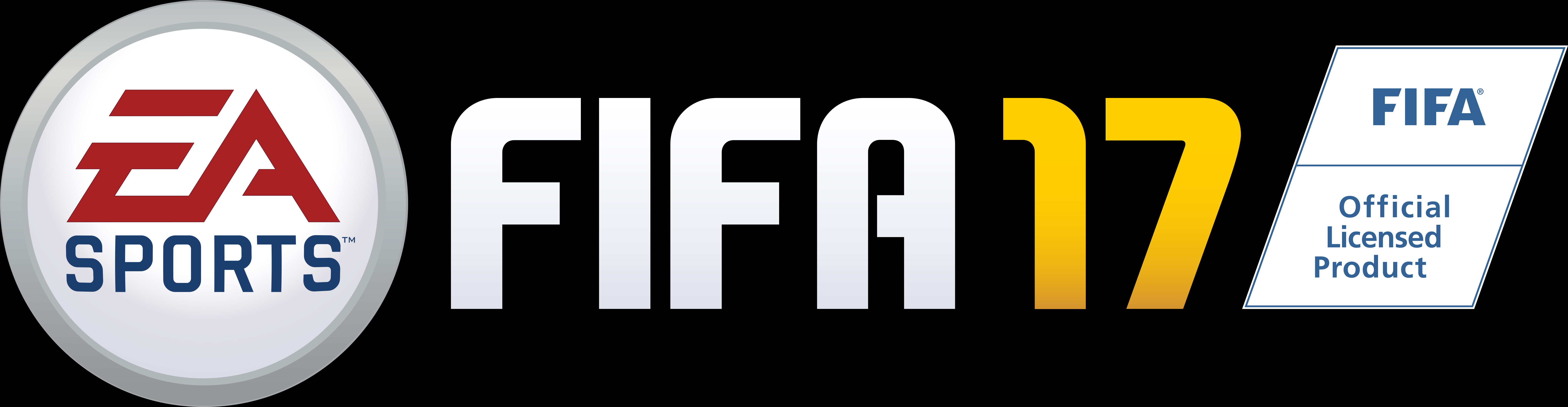 Download The Official High Resolution FIFA 17 Logo.