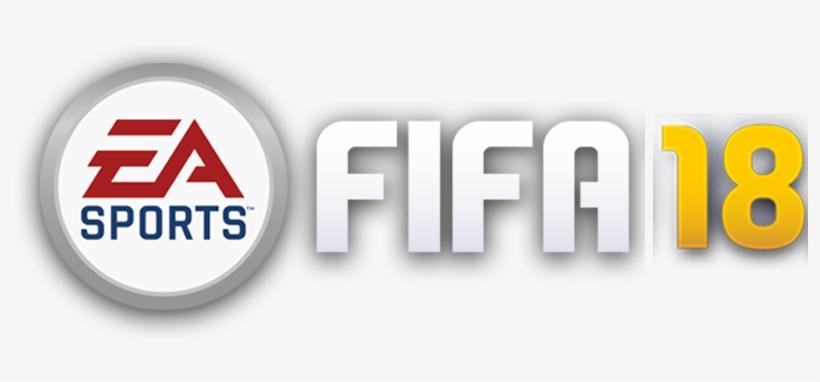 Fifa 18 Logo Png Transparent PNG.