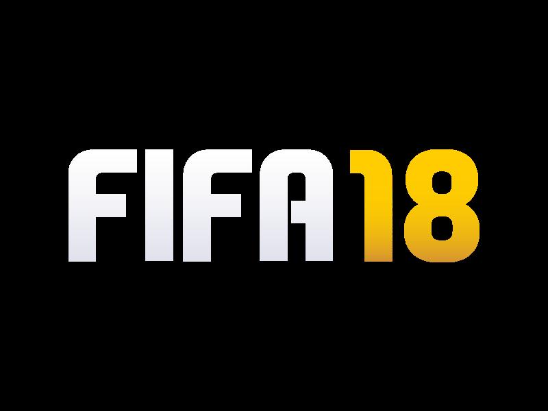 Fifa 18 Logo PNG Transparent & SVG Vector.