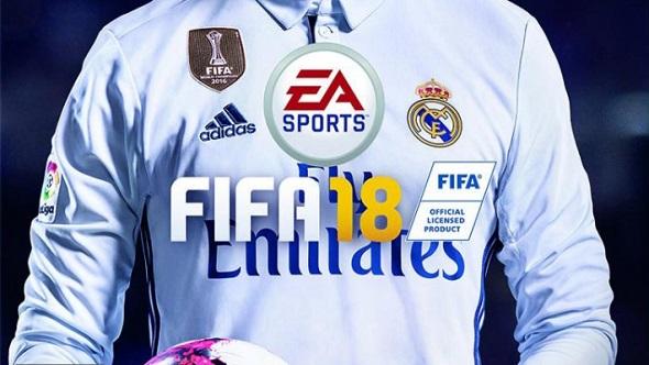 FIFA 18\'s box art is like a logo apocalypse, but Ronaldo.