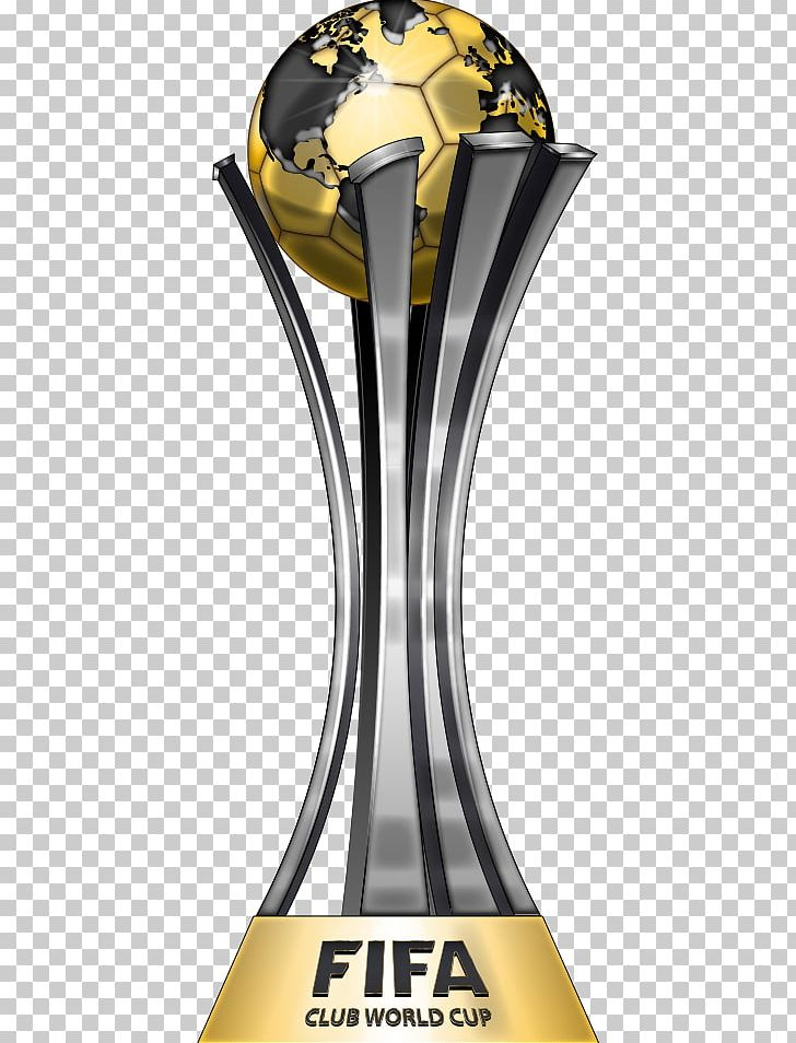 FIFA Club World Cup Final Intercontinental Cup FIFA World Cup Trophy.