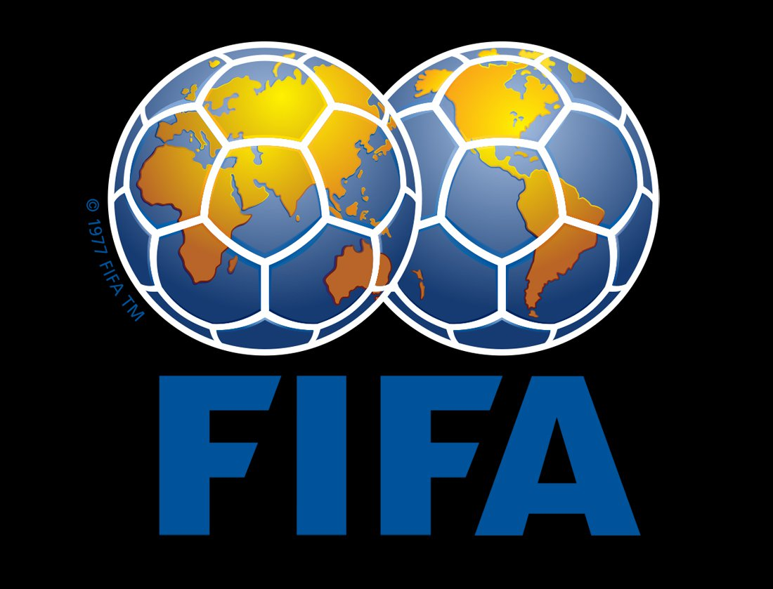 Meaning FIFA logo and symbol.
