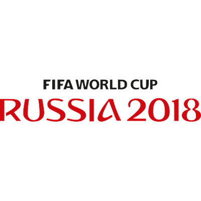 Fifa World Cup Russia 2018 Logo transparent PNG.