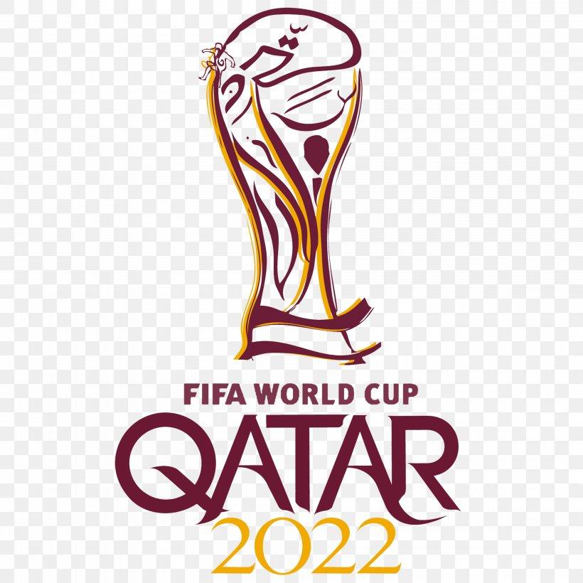 2022 FIFA World Cup Qatar Logo Brand Clip Art, PNG.