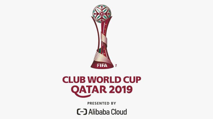 FIFA unveils Club 2019 World Cup logo.