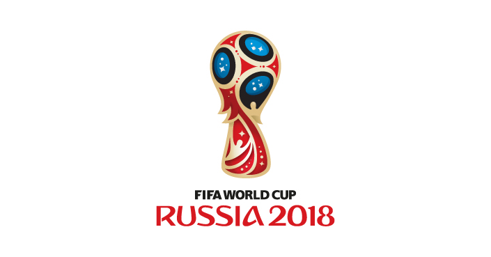 FIFA World Cup Russia A 2018 logo vector.