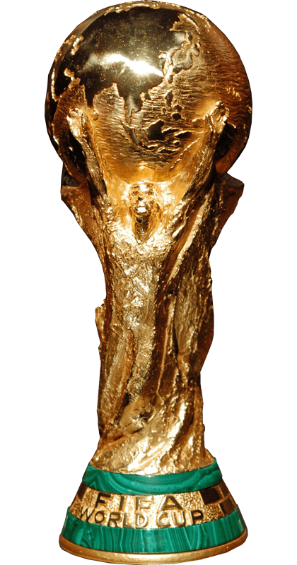 Fifa World Cup Trophy Png Vector, Clipart, PSD.
