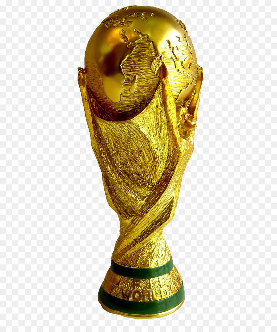 World Cup Trophy Cartoon clipart.