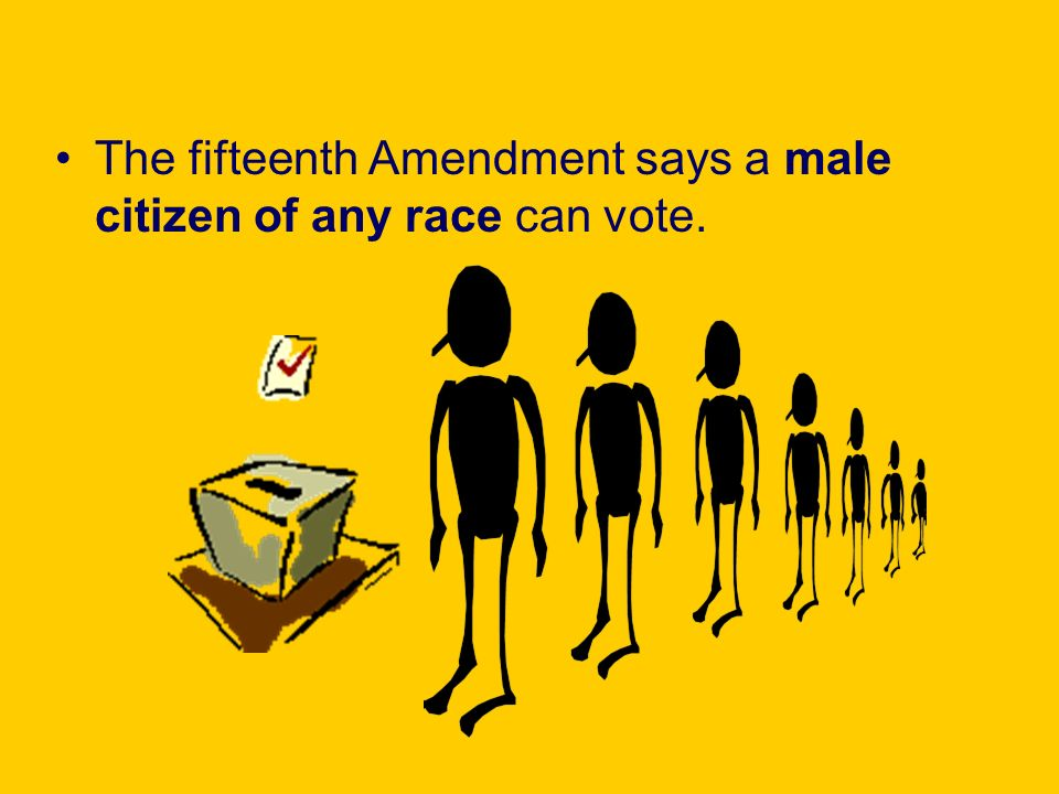 Amendments Clipart.