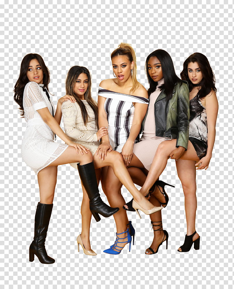 FIFTH HARMONY transparent background PNG clipart.
