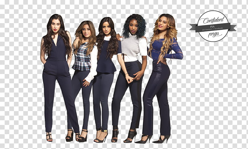 Fifth Harmony , Fifth Harmony () icon transparent background.