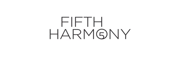 Fifth harmony logo white png 4 » PNG Image.