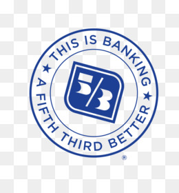 Fifth Third Bank PNG and Fifth Third Bank Transparent.