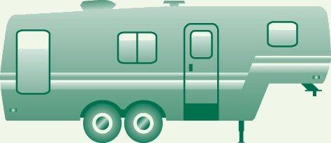 Fifth wheel camper information.
