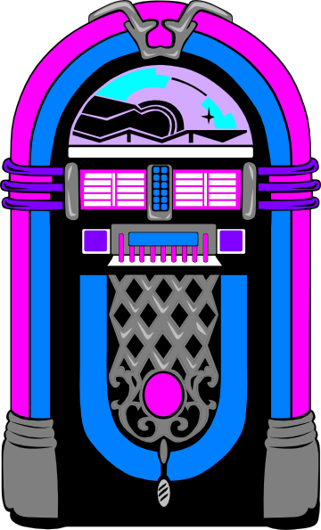 Jukebox Clip Art at Clker.com.