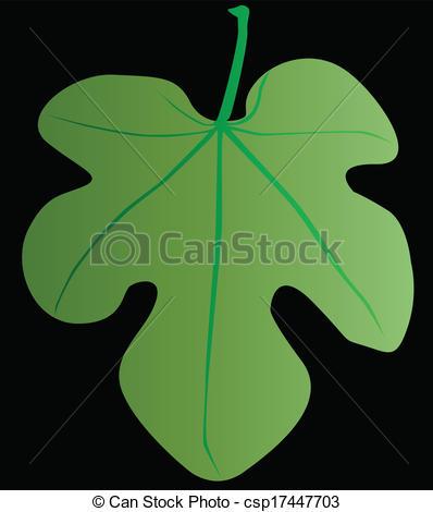 Fig leaf Vector Clipart EPS Images. 283 Fig leaf clip art vector.