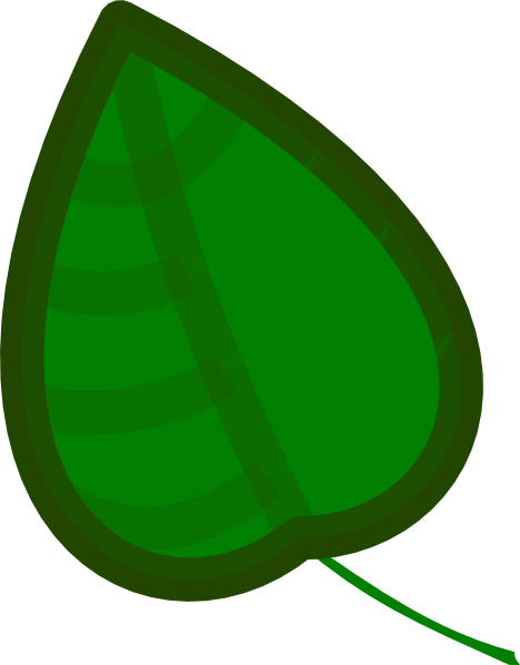 Leaf Clip Art at Clker.com.