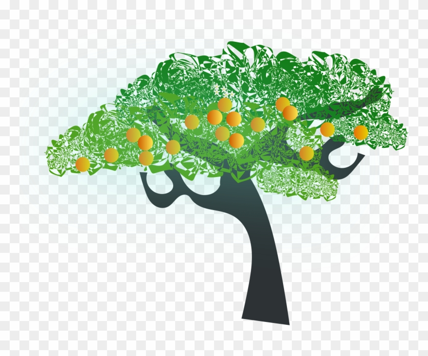 Fig Tree Clipart At Getdrawings.