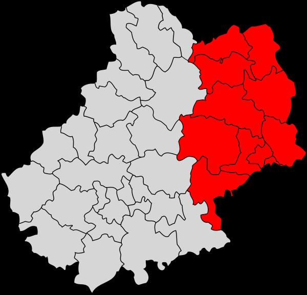 Arrondissement Figeac.