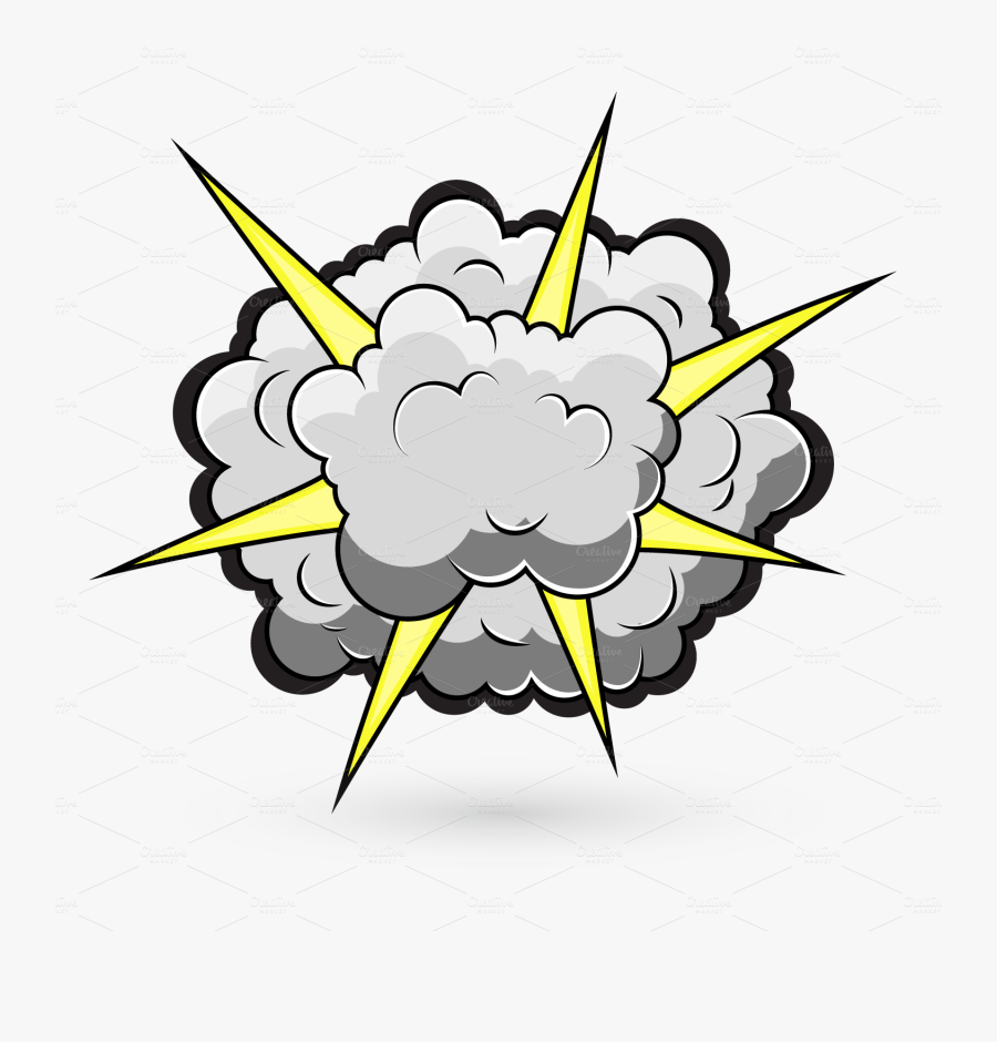 Cartoon Explosion Png.