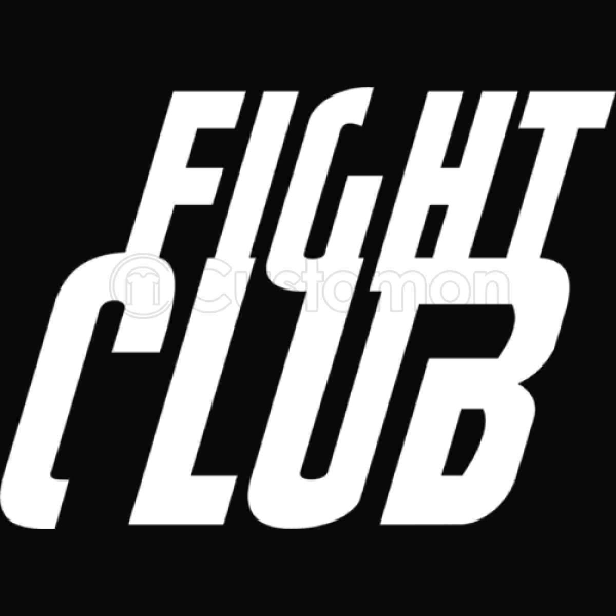 Fight Club Logo iPhone 6/6S Case.