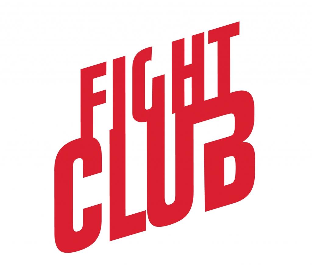 Fight Club Logo / Television / Logonoid.com.