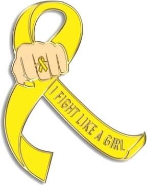 I Fight Like a Girl Fist