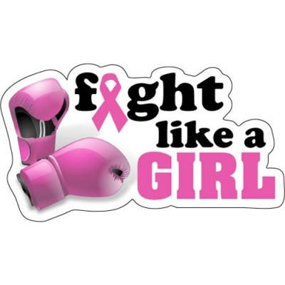 Fight Like A Girl Clipart.