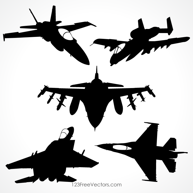 Fighter Jet Clip Art.