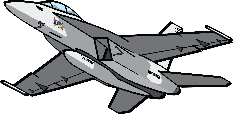 Jet clip art.