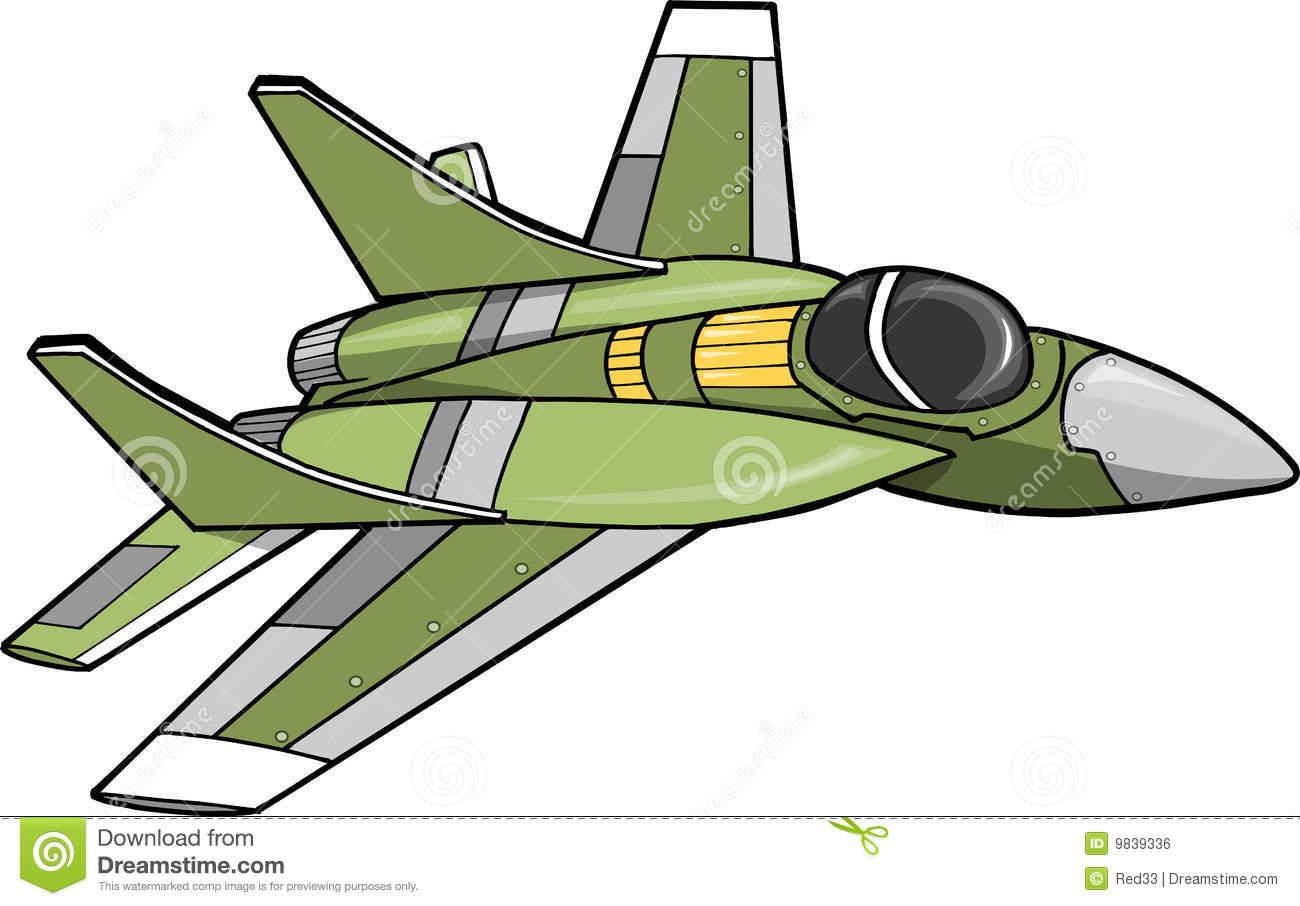 Fighter Jet Clip Art.