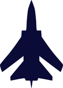 Fighter Plane Clipart.