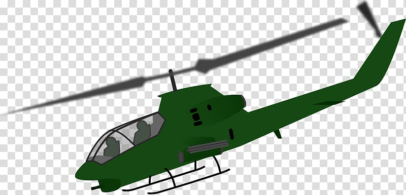 Military helicopter Airplane , Helicopter transparent.